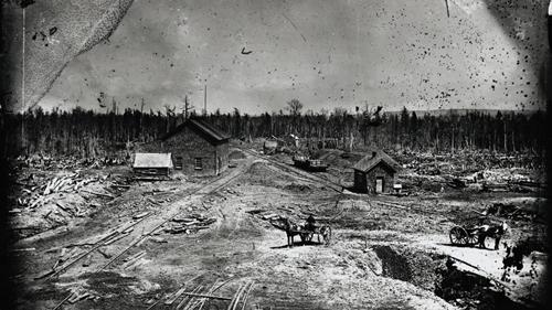 Westville Mine in Development
