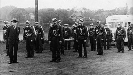Acadia Rescue Corps 1942