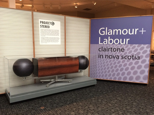 Glamour + Labour: clairtone in nova scoti