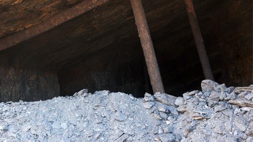 DNR surface mine