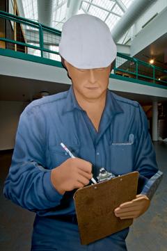 foreman figure