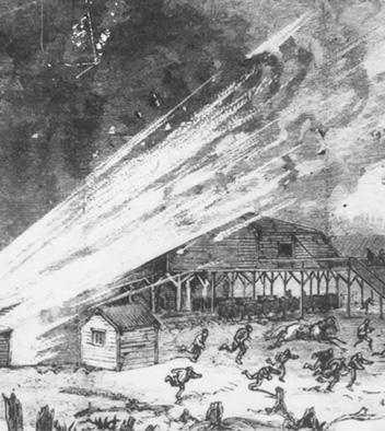 Drummond Mine explosion of 1873