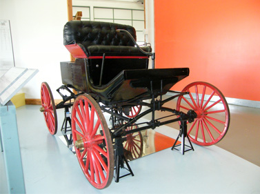 Victorian Horseless Carriage
