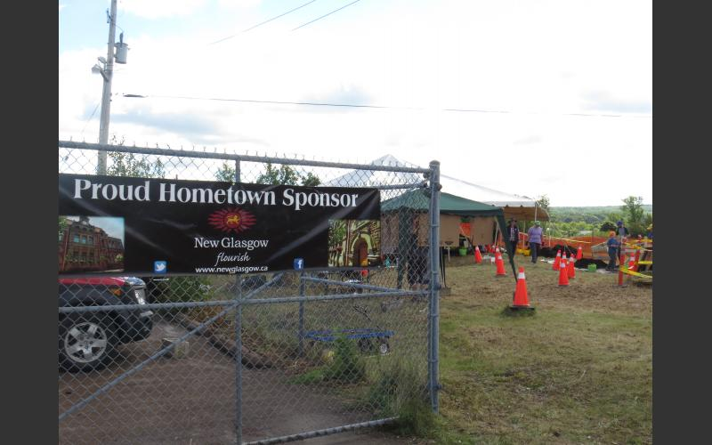 Thanks to our sponsors: Town of New Glasgow and Birchwood Campgrounds.