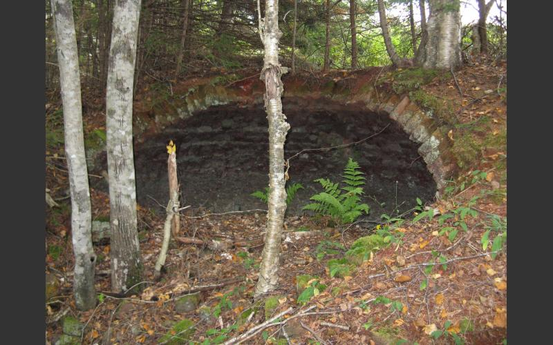 Londonderry coke oven