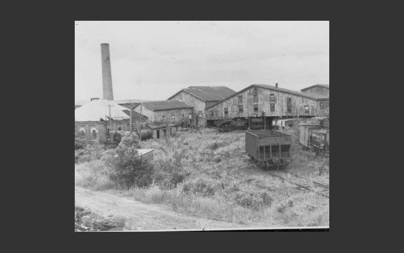 Drummond coal mine Pictou Co.