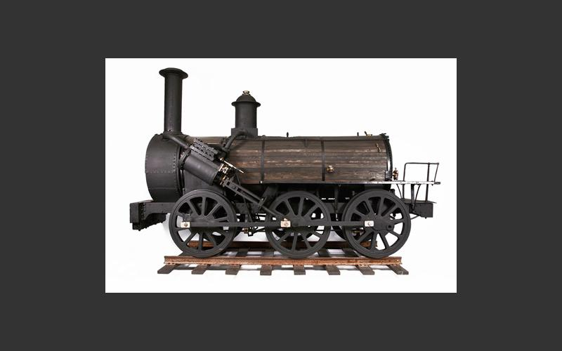Albion can be seen in our Visible Storage. Find out more about it in our Locomotives and Conservation sections.