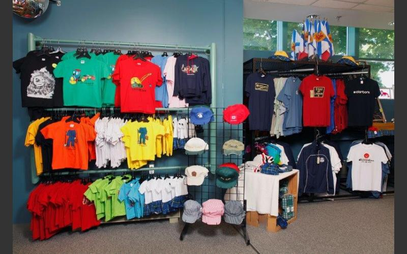 Outfit your family by choosing from our selection of T-shirts, jackets, children's wear and more
