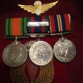 Borrowed items related to the Canadian Parachute Corps