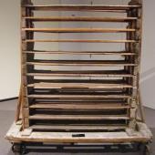 Enamelling Rack, Fawcett Foundry, I86.6.32