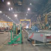 Trenton steel works, Pictou Co. gone