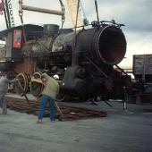 Moving Locomotive 42
