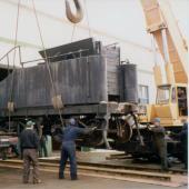 Coal Tender Move
