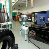 Why do you think we have a car on display?