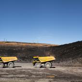 Pioneer Coal Mine (I), Stellarton NS, 2013