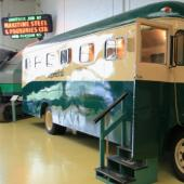 Would you believe this is a mobile industrial arts classroom?